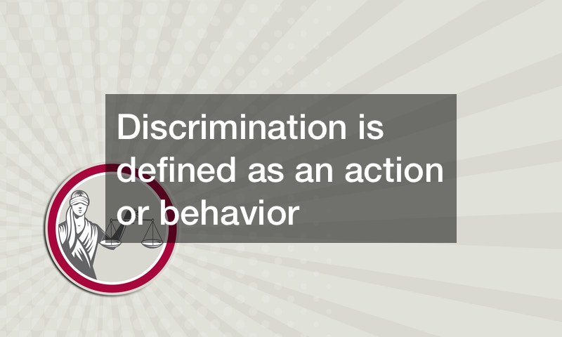 How Can You Prove Discrimination at Work?